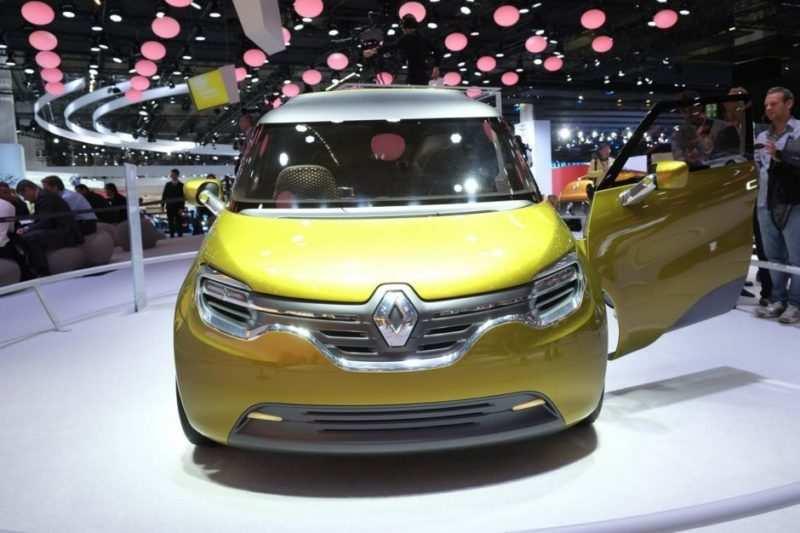 74 New 2019 Renault Kangoo Reviews with 2019 Renault Kangoo