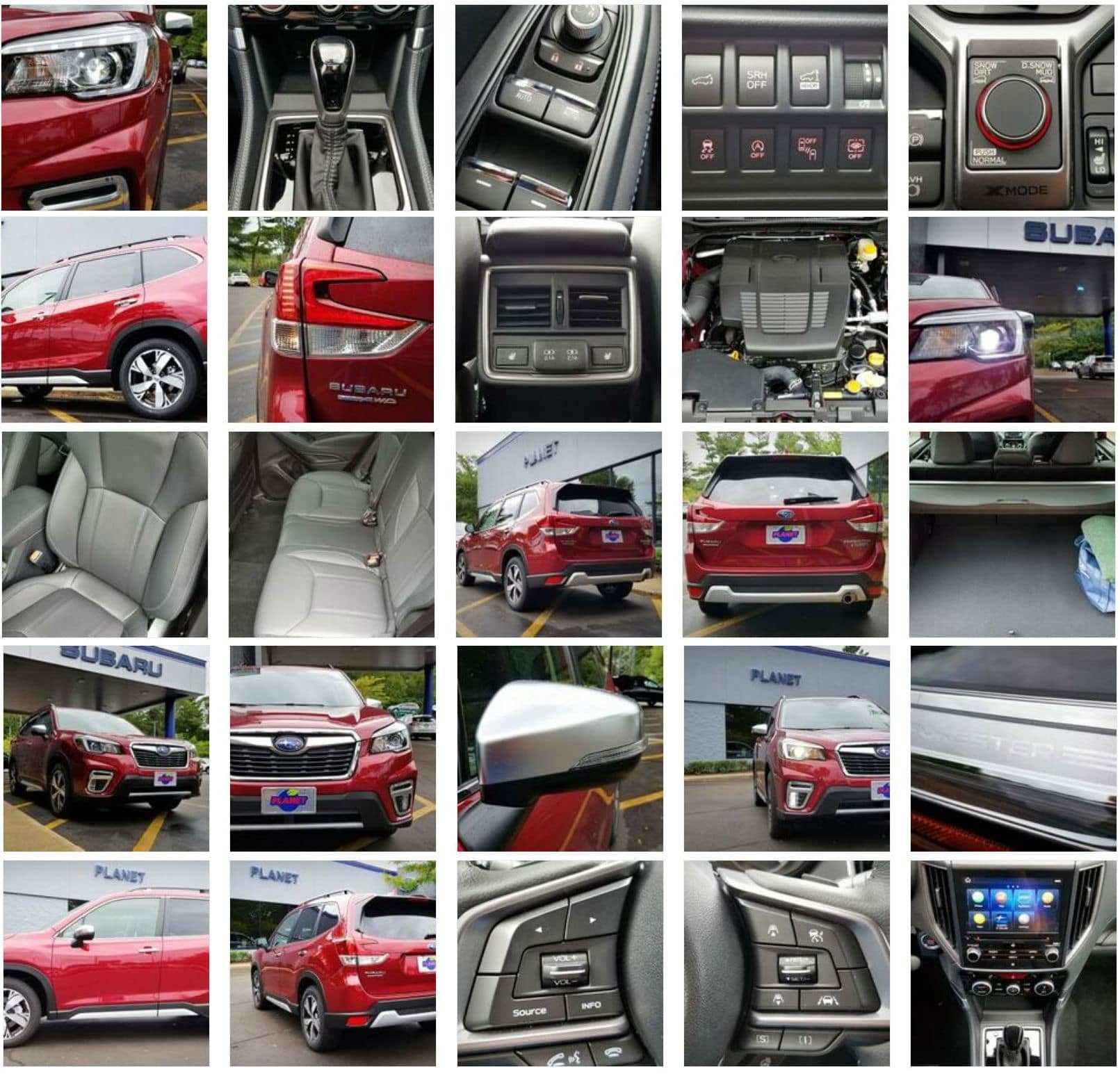 74 New 2019 Subaru Forester Debut Interior for 2019 Subaru Forester Debut