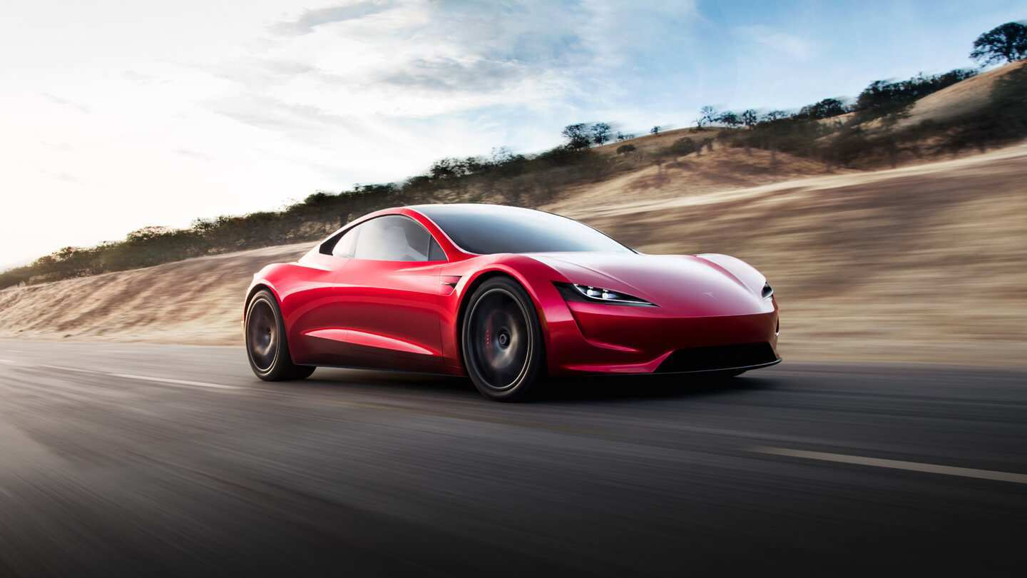 74 New 2019 Tesla Roadster Specs and Review with 2019 Tesla Roadster