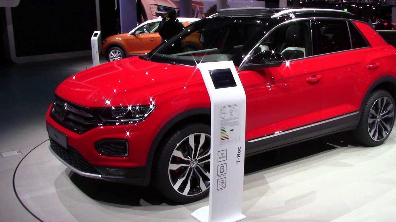 74 New 2019 Volkswagen T Roc Research New by 2019 Volkswagen T Roc