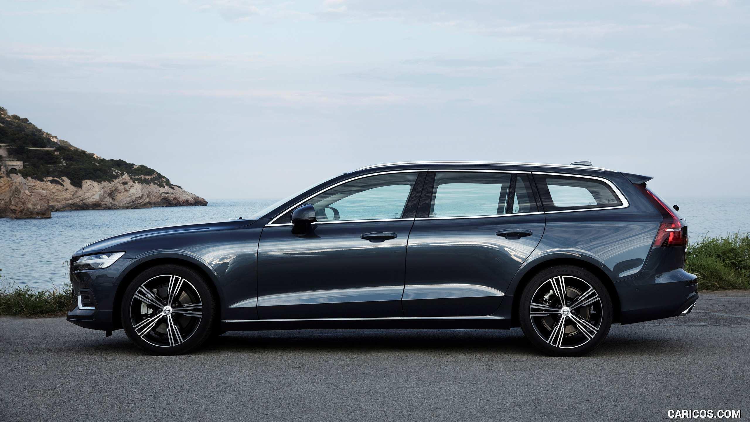 74 New 2019 Volvo V60 D4 Concept by 2019 Volvo V60 D4