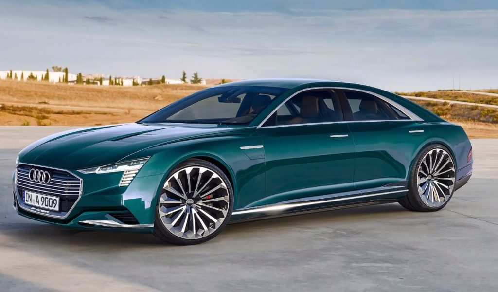 74 New 2020 Audi A9 C E Tron Overview with 2020 Audi A9 C E Tron