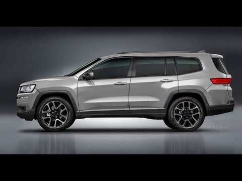 74 New The 2019 Jeep Grand Wagoneer Rumors for The 2019 Jeep Grand Wagoneer