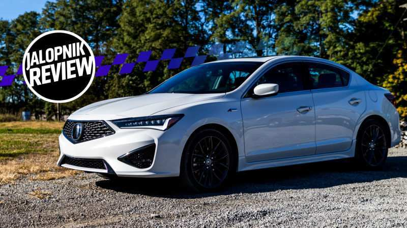 74 The 2019 Acura Ilx Redesign and Concept by 2019 Acura Ilx
