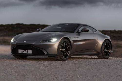 74 The 2019 Aston Martin Vantage Spy Shoot for 2019 Aston Martin Vantage