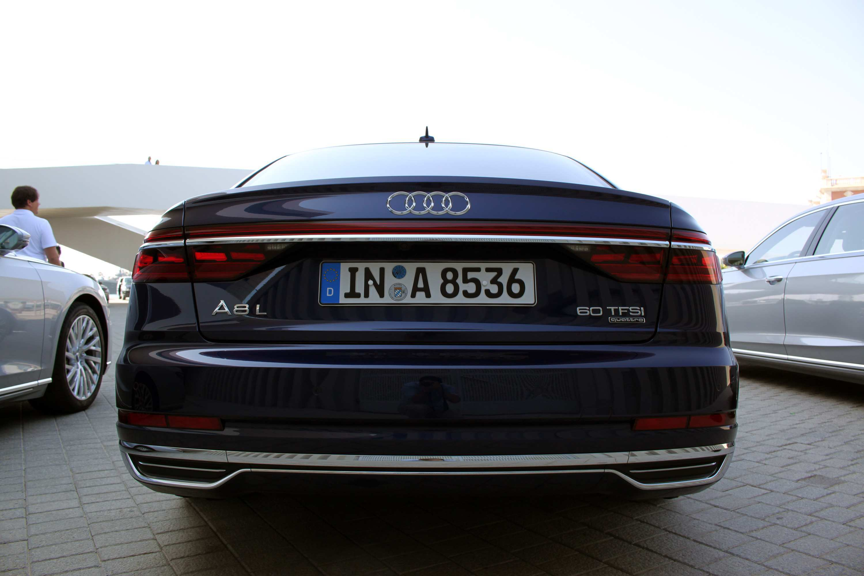 74 The 2019 Audi A8 Debut New Review with 2019 Audi A8 Debut