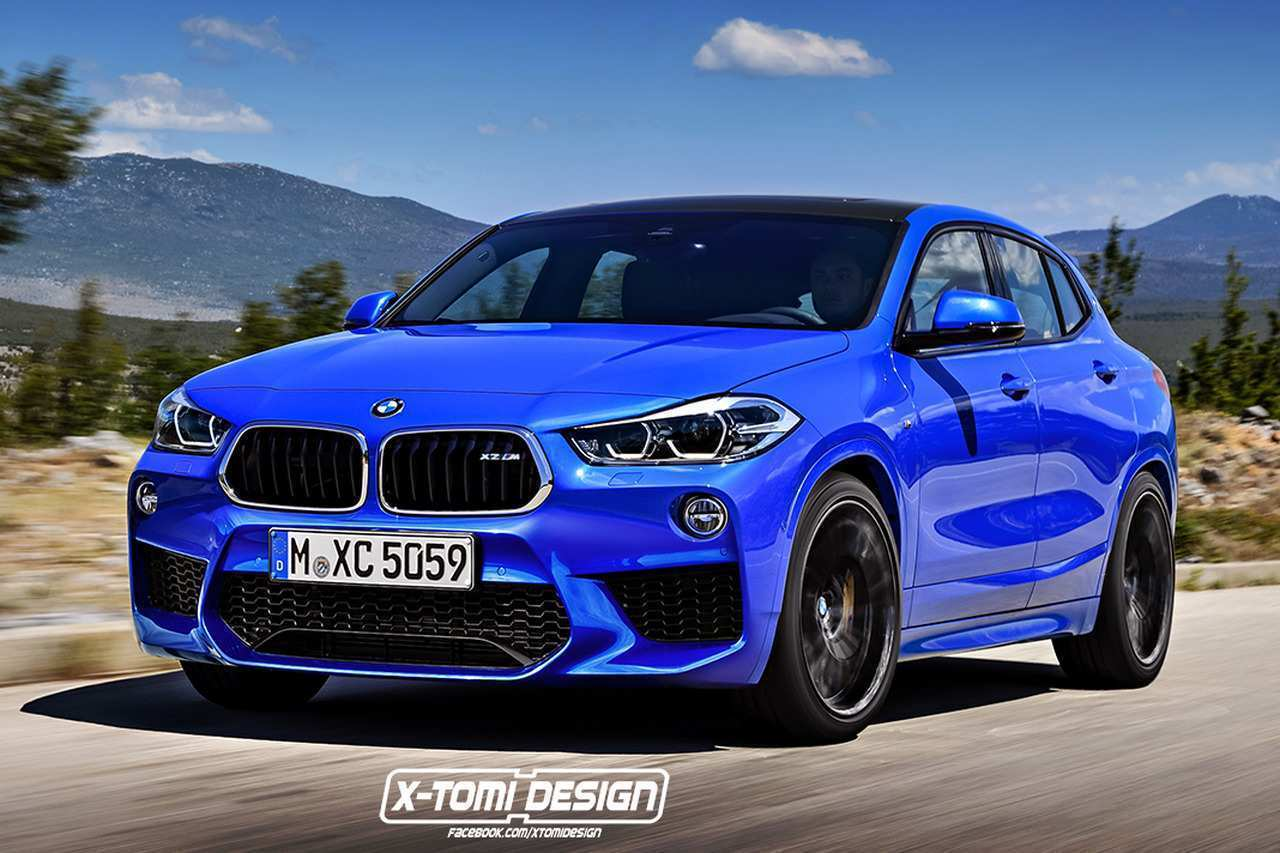 74 The 2019 Bmw X2 Exterior with 2019 Bmw X2