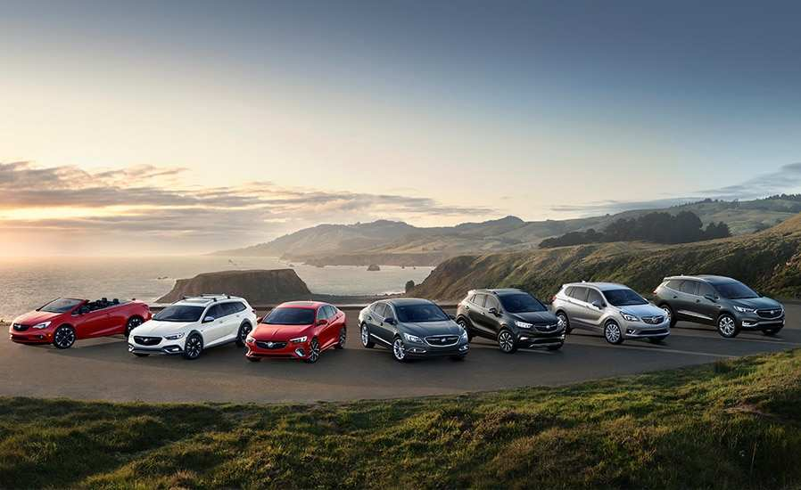 74 The 2019 Buick Lineup Redesign for 2019 Buick Lineup