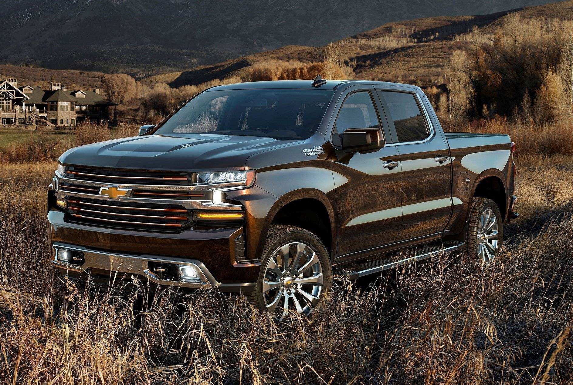 74 The 2019 Chevrolet Silverado Diesel Spy Shoot with 2019 Chevrolet Silverado Diesel