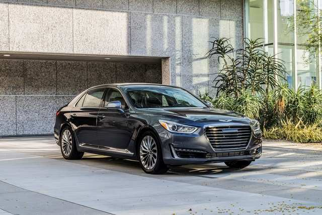 74 The 2019 Genesis G90 Redesign and Concept with 2019 Genesis G90