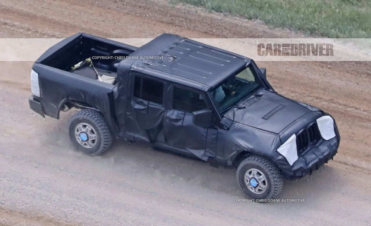 74 The 2019 Jeep Wrangler Pickup Msrp First Drive for 2019 Jeep Wrangler Pickup Msrp