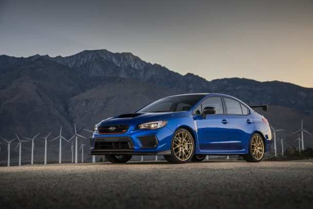 74 The 2019 Subaru Sti Ra Exterior with 2019 Subaru Sti Ra
