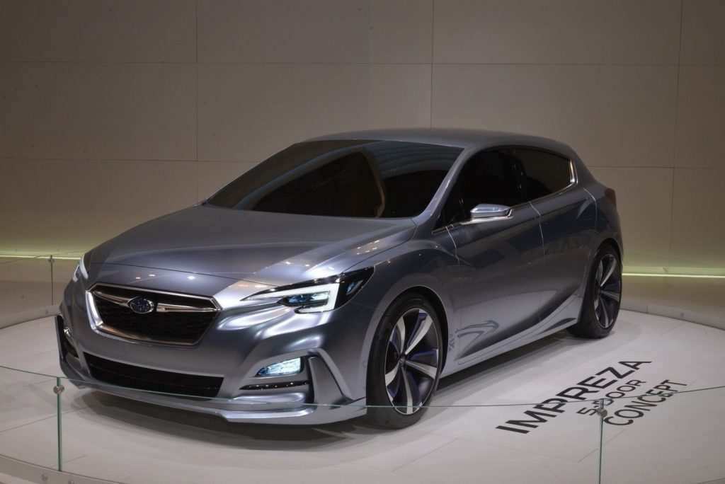 74 The 2019 Subaru Wrx Hatchback Overview with 2019 Subaru Wrx Hatchback