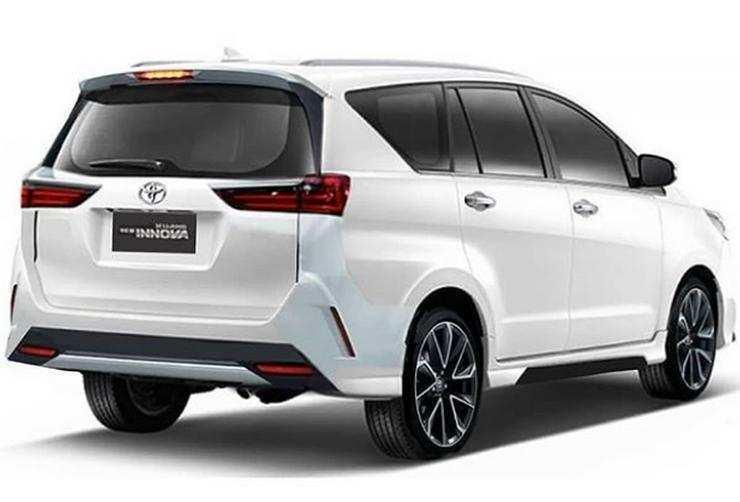 74 The 2019 Toyota Innova Specs by 2019 Toyota Innova