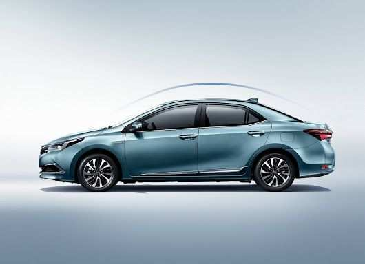 74 The 2020 Toyota Corolla Redesign Price and Review by 2020 Toyota Corolla Redesign