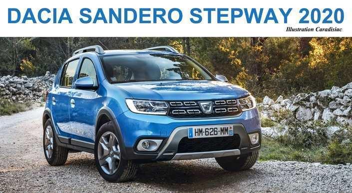 74 The Dacia Sandero 2020 Ratings with Dacia Sandero 2020