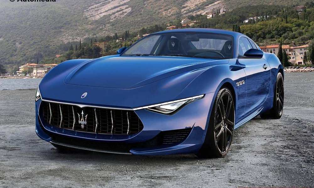 74 The Maserati Electric 2020 Exterior by Maserati Electric 2020