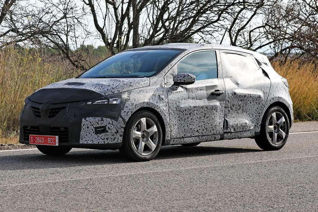 74 The Renault Clio 2019 Spy History for Renault Clio 2019 Spy