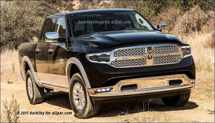 75 All New 2019 Dodge Ram Body Style Wallpaper for 2019 Dodge Ram Body Style