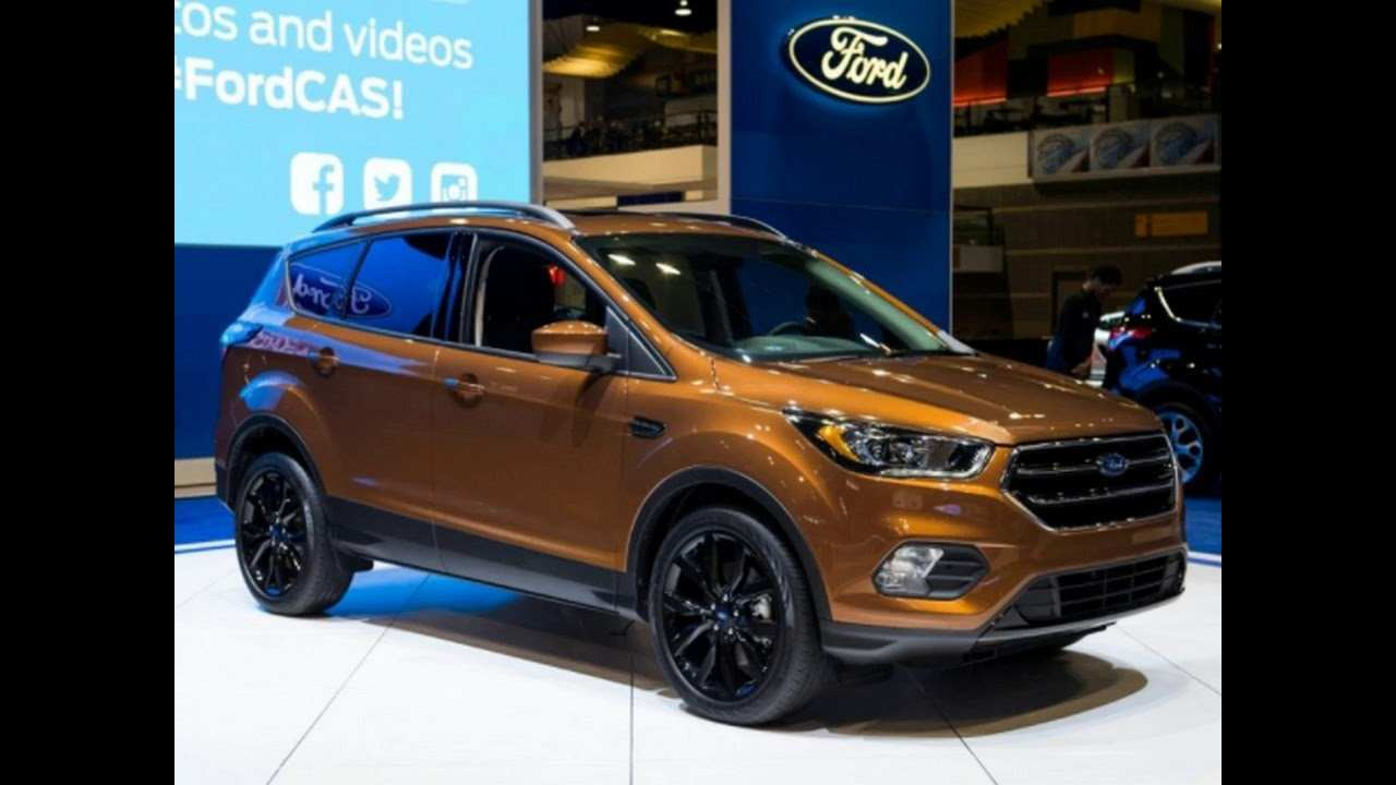 75 All New 2019 Ford Escape Hybrid Research New by 2019 Ford Escape Hybrid