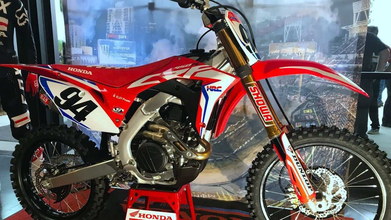 75 All New 2019 Honda Dirt Bikes Style with 2019 Honda Dirt Bikes