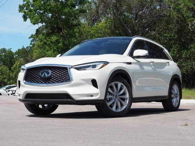 75 All New 2019 Infiniti Gx50 New Review for 2019 Infiniti Gx50