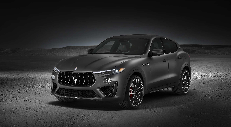 75 All New 2019 Maserati Levante Trofeo Interior with 2019 Maserati Levante Trofeo