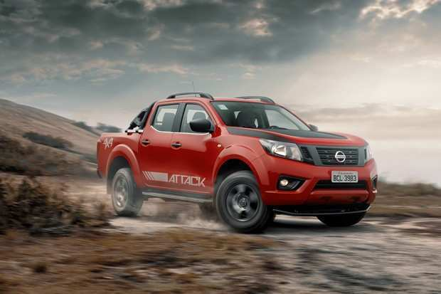 75 All New 2019 Nissan Frontier Attack Picture for 2019 Nissan Frontier Attack