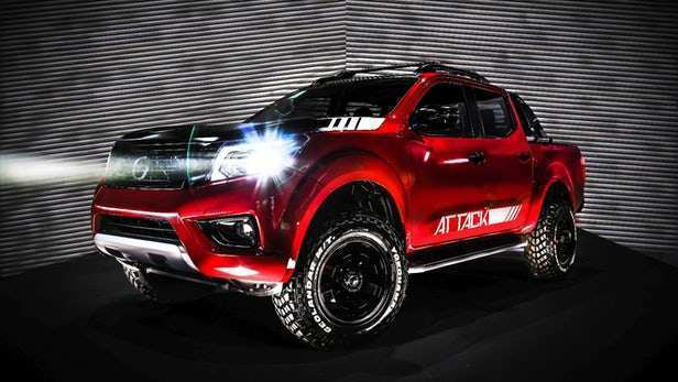 75 All New 2019 Nissan Frontier Attack Pictures for 2019 Nissan Frontier Attack