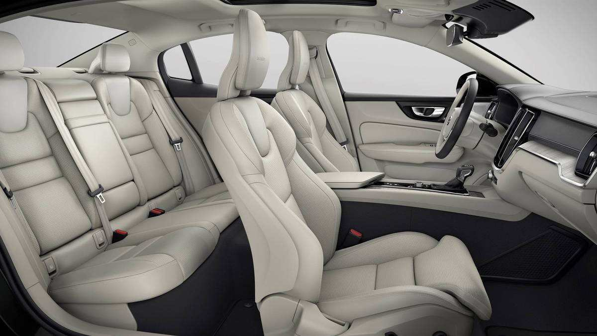 75 All New 2019 Volvo 860 Interior Overview by 2019 Volvo 860 Interior