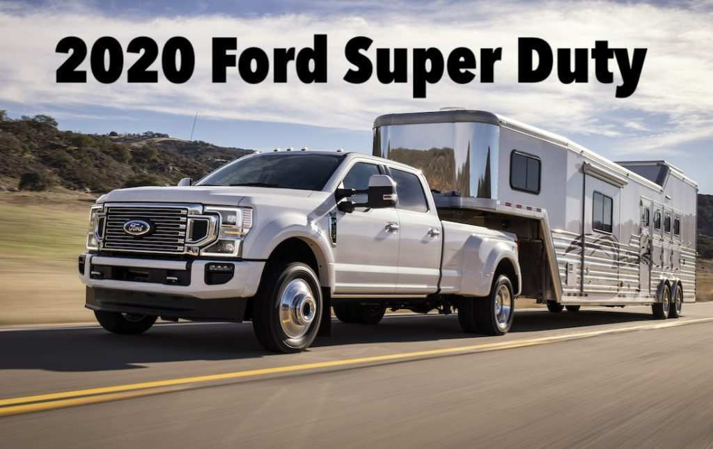 75 All New 2020 Ford Diesel Pictures by 2020 Ford Diesel