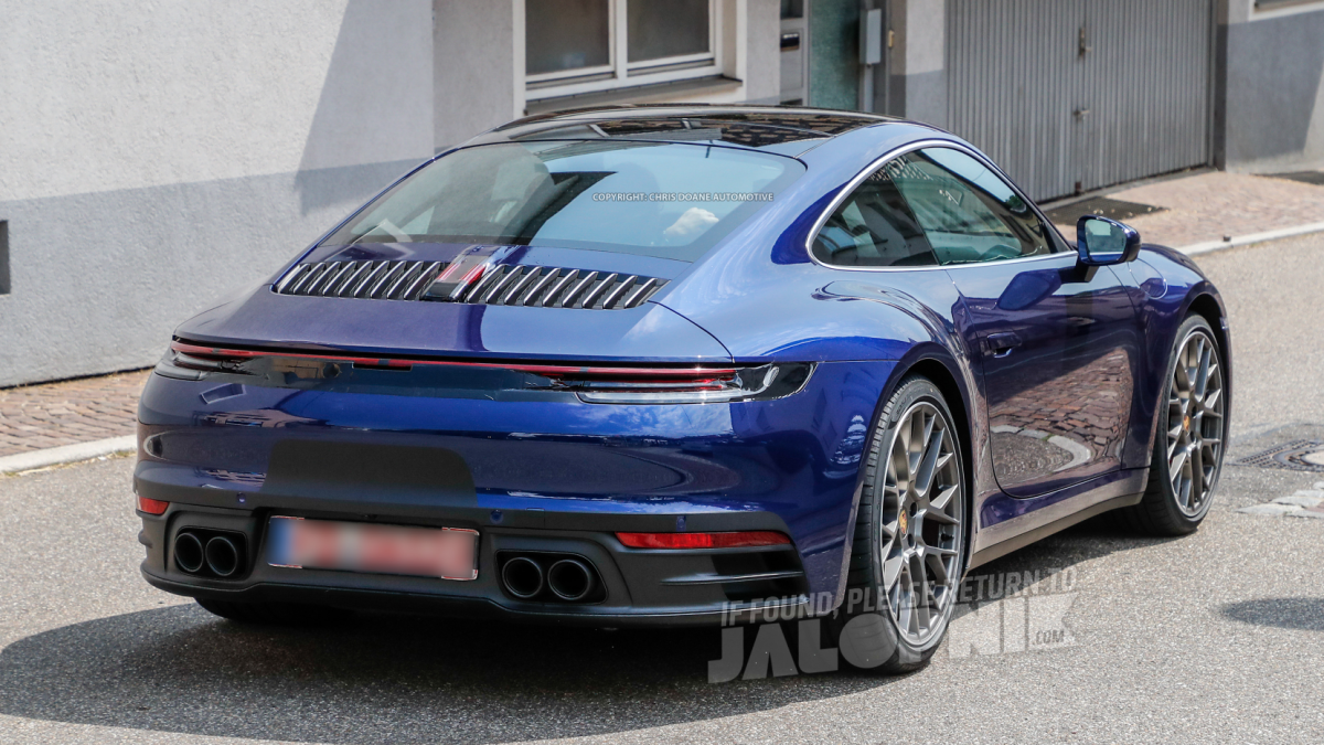 75 All New 2020 Porsche Exterior and Interior with 2020 Porsche