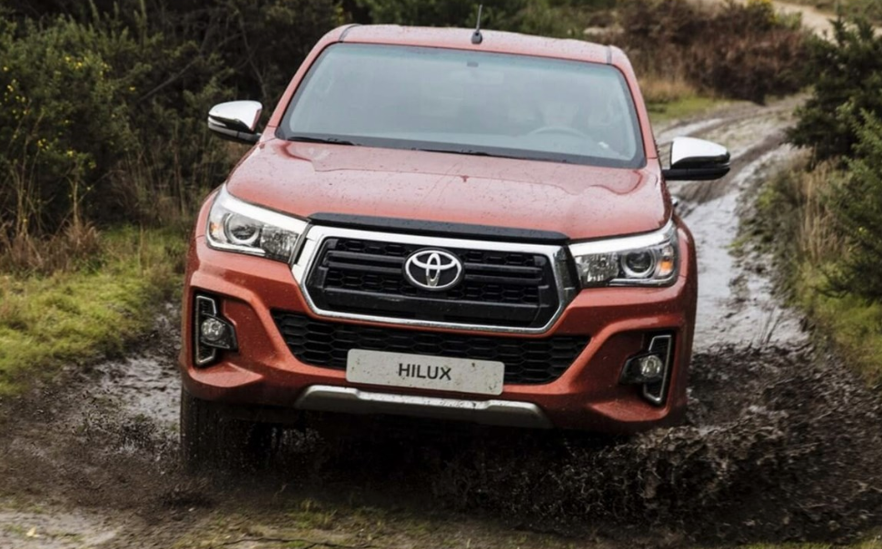 75 All New Toyota Hilux 2020 Specs and Review with Toyota Hilux 2020