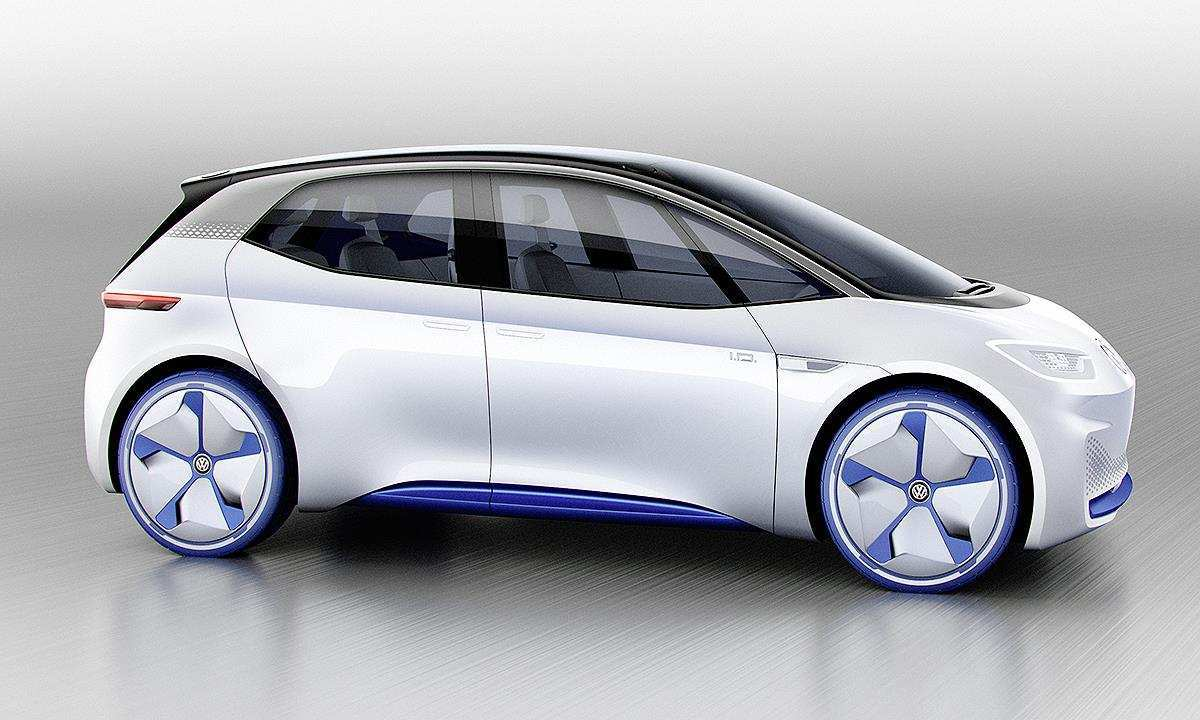 75 All New Volkswagen Ev 2020 Interior for Volkswagen Ev 2020