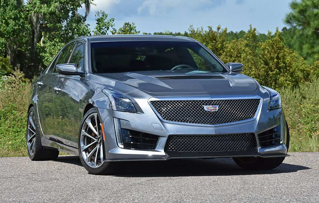 75 Best Review 2019 Cts V New Concept with 2019 Cts V