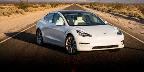 75 Best Review 2019 Tesla Model 3 Redesign with 2019 Tesla Model 3