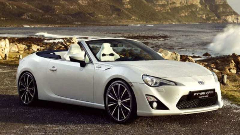 75 Best Review 2019 Toyota Gt86 Convertible Speed Test by 2019 Toyota Gt86 Convertible