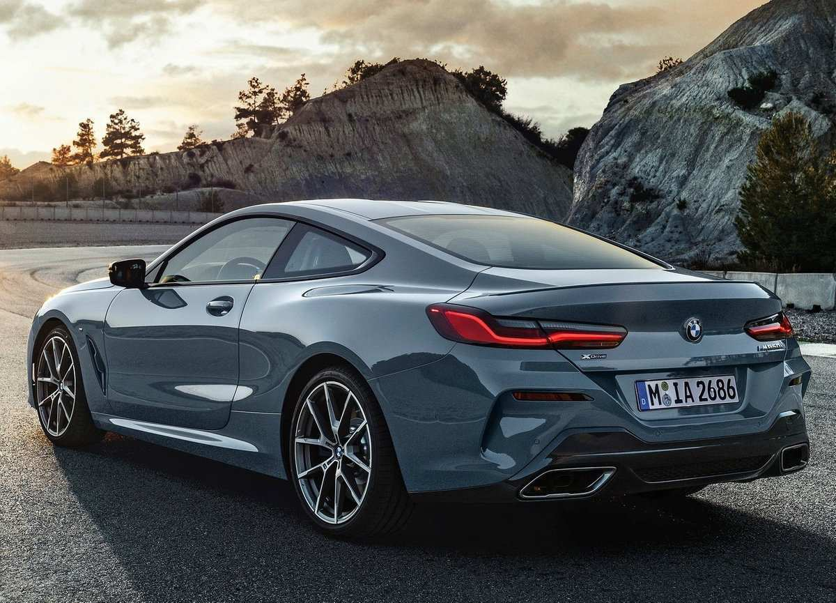 75 Best Review 2020 Bmw 850 Exterior and Interior by 2020 Bmw 850