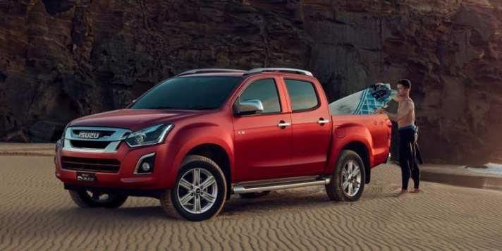 75 Best Review 2020 Isuzu Kb Concept with 2020 Isuzu Kb