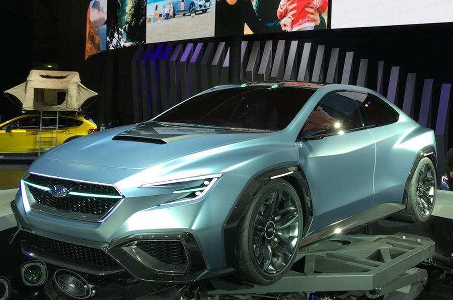 75 Best Review 2020 Subaru Sti Concept Redesign with 2020 Subaru Sti Concept
