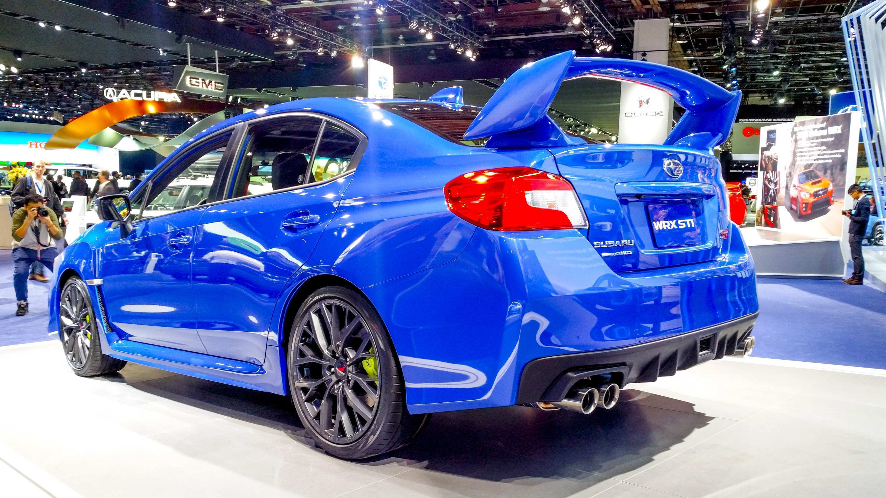 75 Best Review 2020 Subaru Sti Rumors Model for 2020 Subaru Sti Rumors