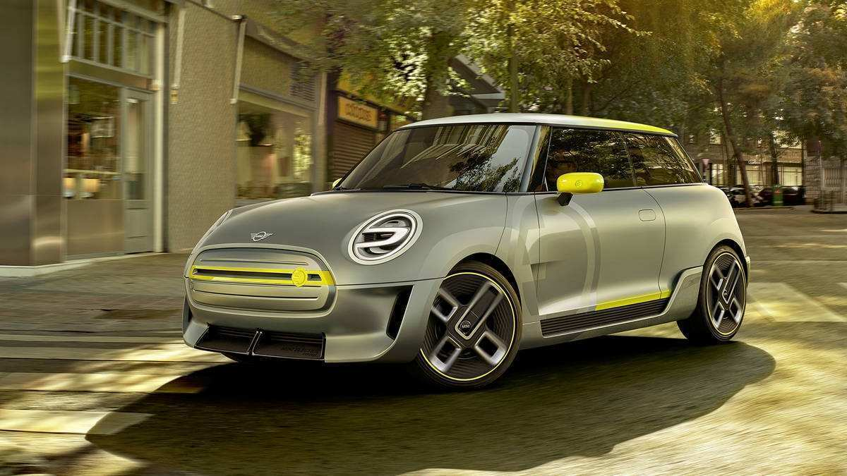75 Concept of 2019 Electric Mini Cooper Concept with 2019 Electric Mini Cooper