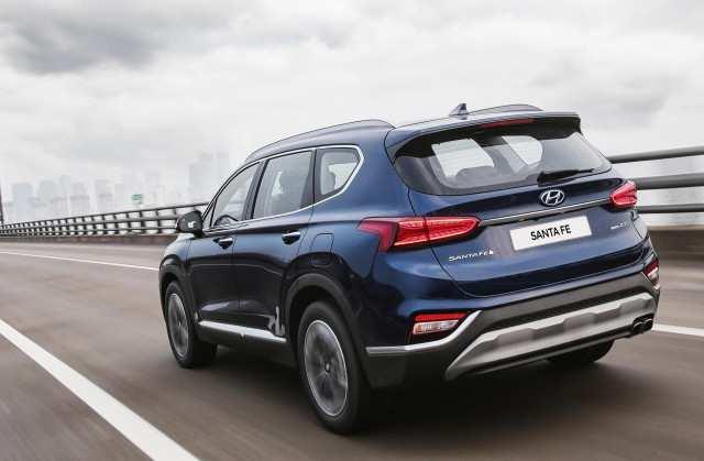 75 Concept of 2019 Hyundai Santa Fe Launch Spesification by 2019 Hyundai Santa Fe Launch