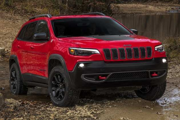 75 Concept of 2019 Jeep Cherokee Kl Reviews by 2019 Jeep Cherokee Kl