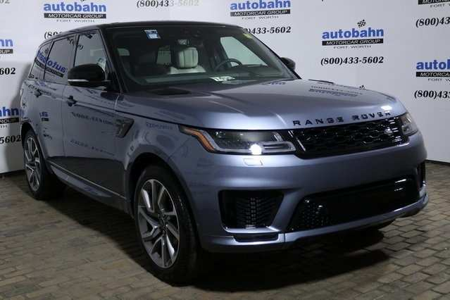 75 Concept of 2019 Land Rover Range Rover Sport Price and Review for 2019 Land Rover Range Rover Sport