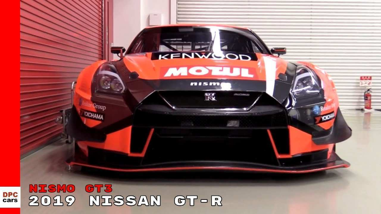 75 Concept of 2019 Nissan Gt R Nismo Gt3 Release with 2019 Nissan Gt R Nismo Gt3