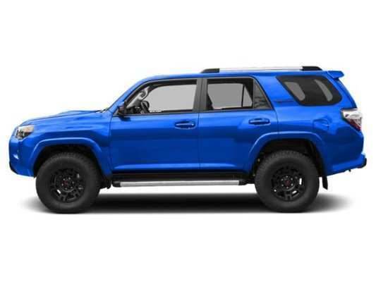 75 Concept of 2019 Toyota 4Runner Trd Pro Review Release Date by 2019 Toyota 4Runner Trd Pro Review