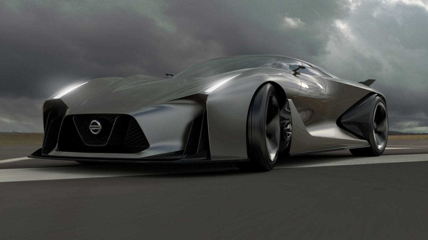 75 Concept of Nissan 2020 Gran Turismo Configurations for Nissan 2020 Gran Turismo