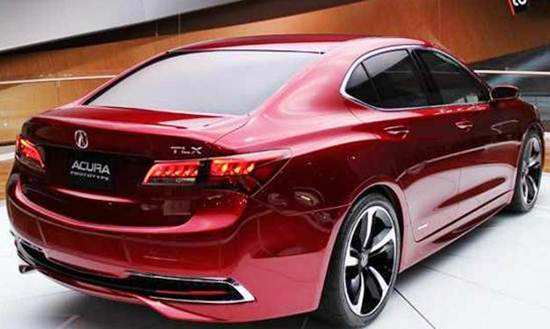 75 Gallery of 2019 Acura Tlx Type S New Concept for 2019 Acura Tlx Type S