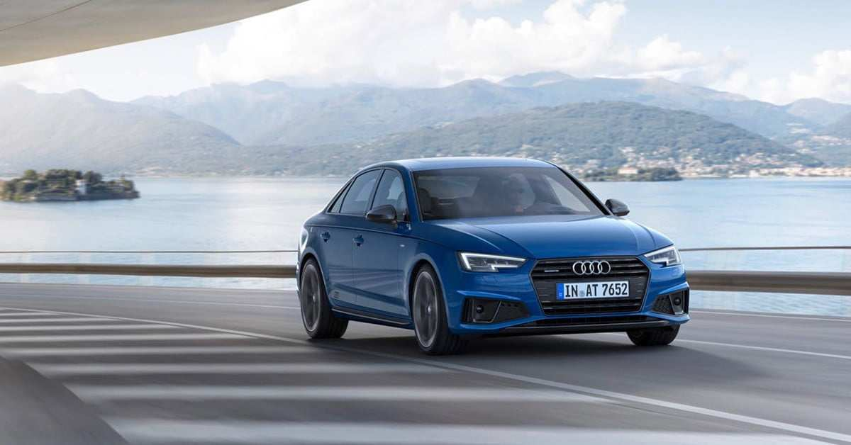 75 Gallery of 2019 Audi A4 Engine by 2019 Audi A4
